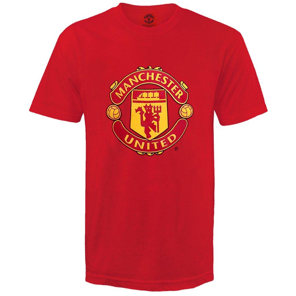 Tričko Manchester United FC Crest