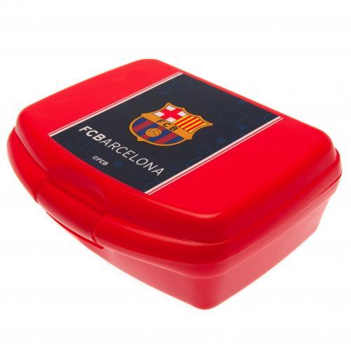 Desiatový box Barcelona FC
