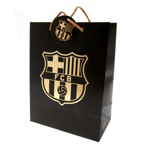 Dárková taška Barcelona FC