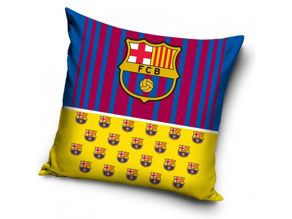 Povlak na vankúš FC Barcelona HY