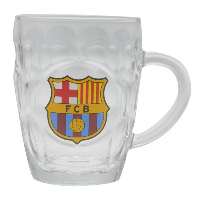 Půllitr Barcelona FC