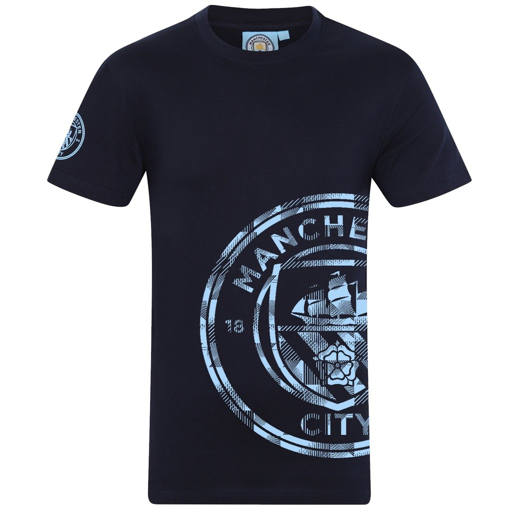 Tričko Manchester City FC Sleeve