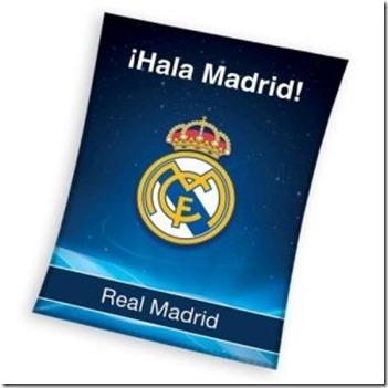 Fleecová deka Real Madrid CF HM