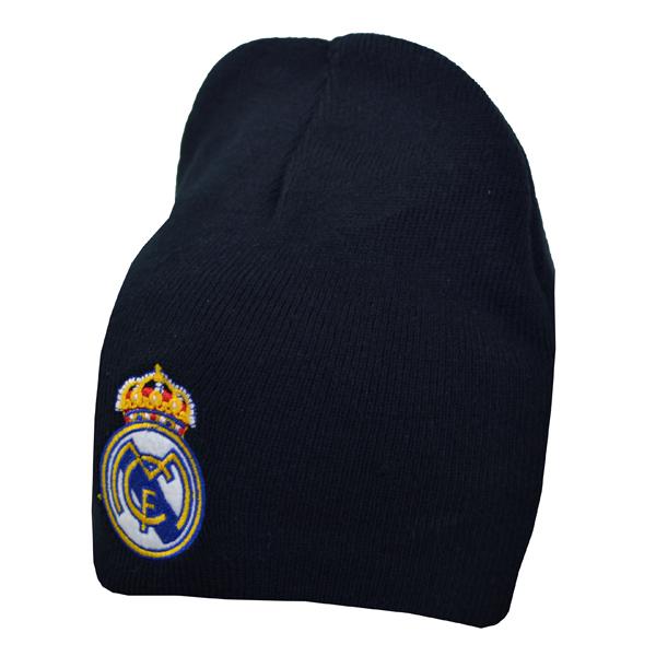 Čiapka Real Madrid CF - čierna