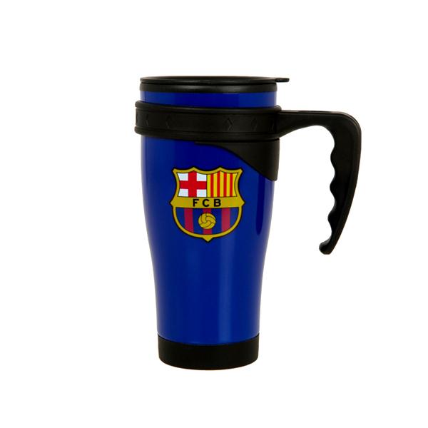 Termohrnek Barcelona FC - modrý