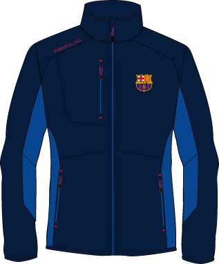 Bunda Barcelona FC Forro