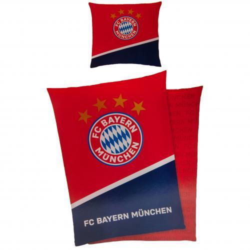 Fotbalové povlečení FC Bayern München RB