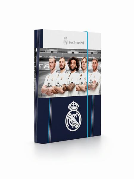 Desky na sešity A5 Real Madrid CF