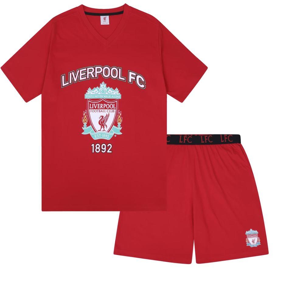 Pánske pyžamo Liverpool FC