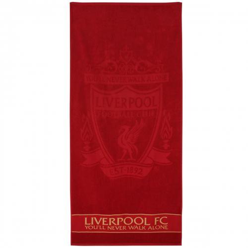 Osuška Liverpool FC Embroidered