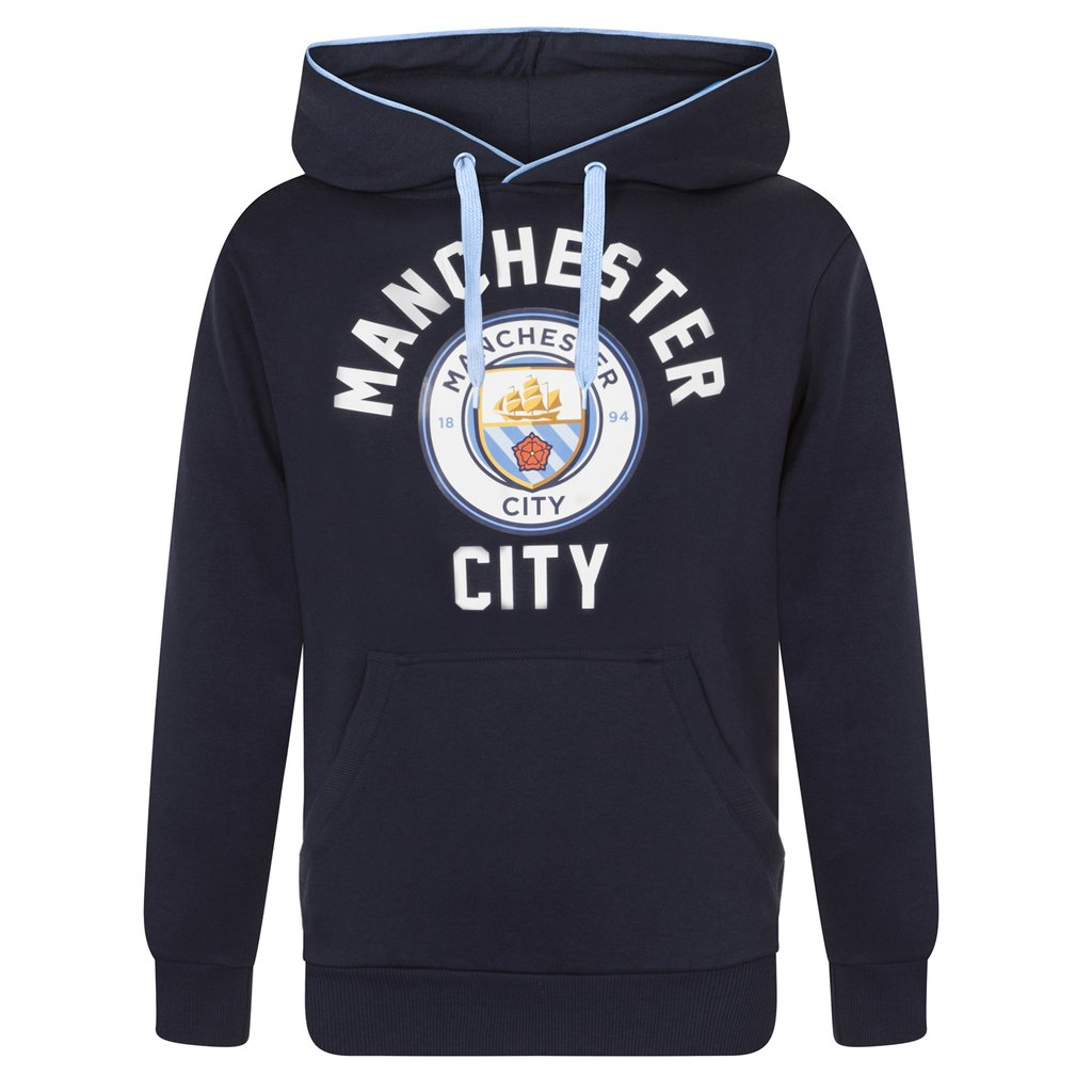 Mikina Manchester City FC Hoody