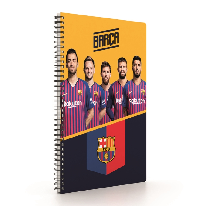 Blok A4 Barcelona FC