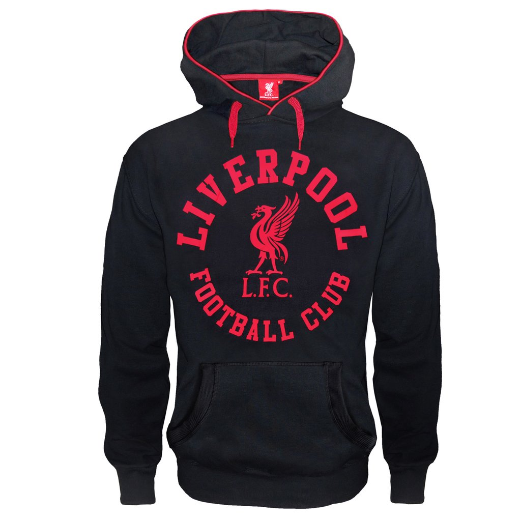 Mikina Liverpool FC Hoody Navy