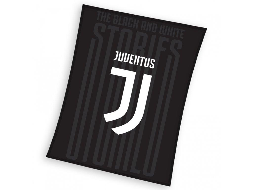 Fleecová deka Juventus FC