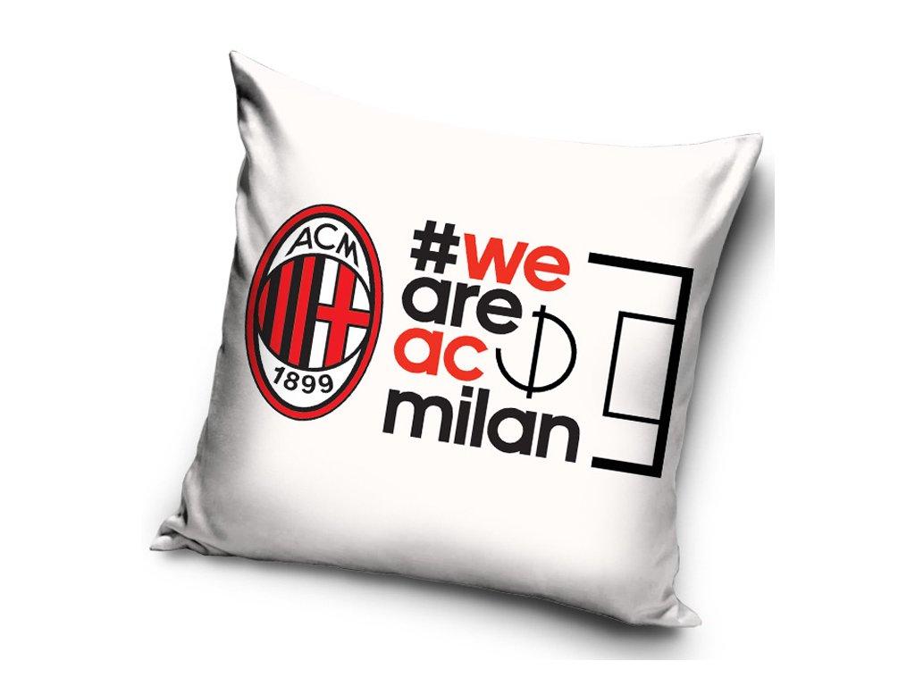 Vankúš AC Miláno WH