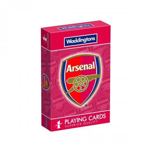 Žolíkové karty Arsenal FC