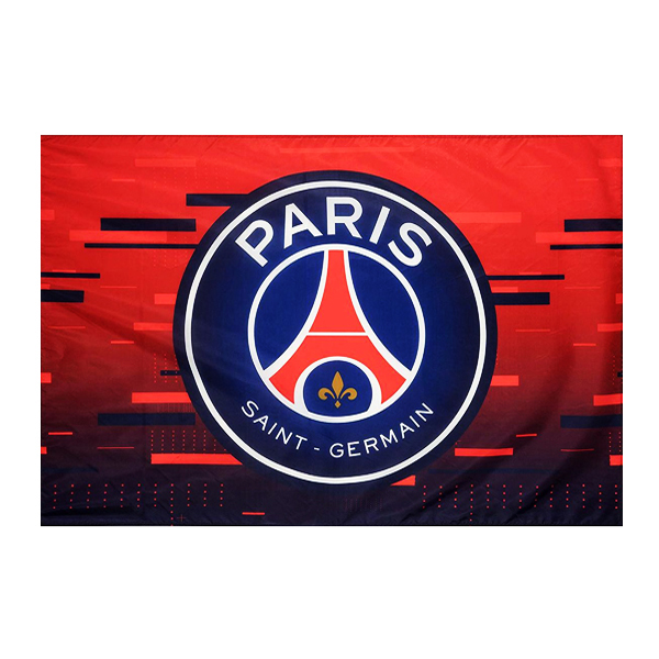 Vlajka Paris Saint-Germain FC