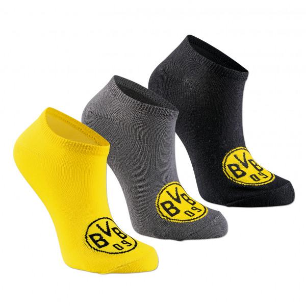 Ponožky Borussia Dortmund 3ks
