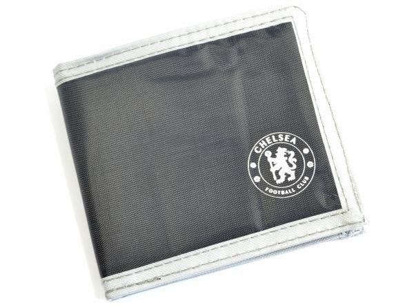 Peňaženka Chelsea FC Canvas Grey