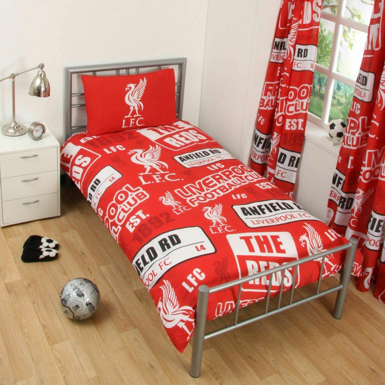 Fotbalové povlečení Liverpool FC PT