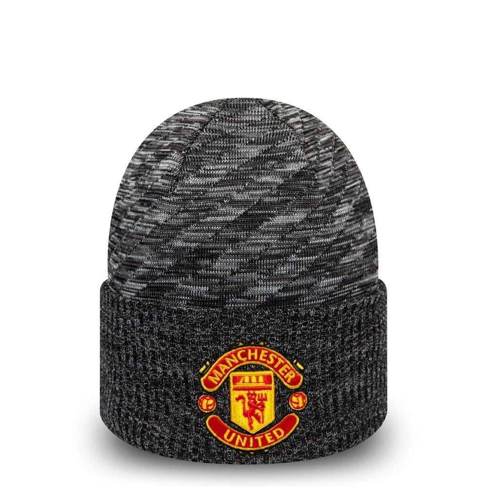 Čepice Manchester United FC New Era - šedá