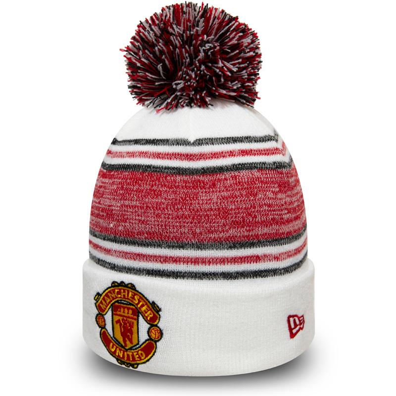 Kulich Manchester United FC New Era - šedá