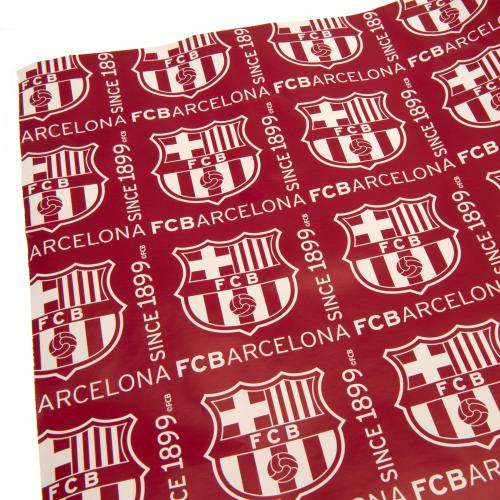 Darčekový papier Barcelona FC