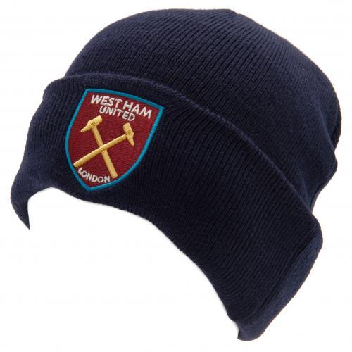 Čiapka West Ham United FC TU