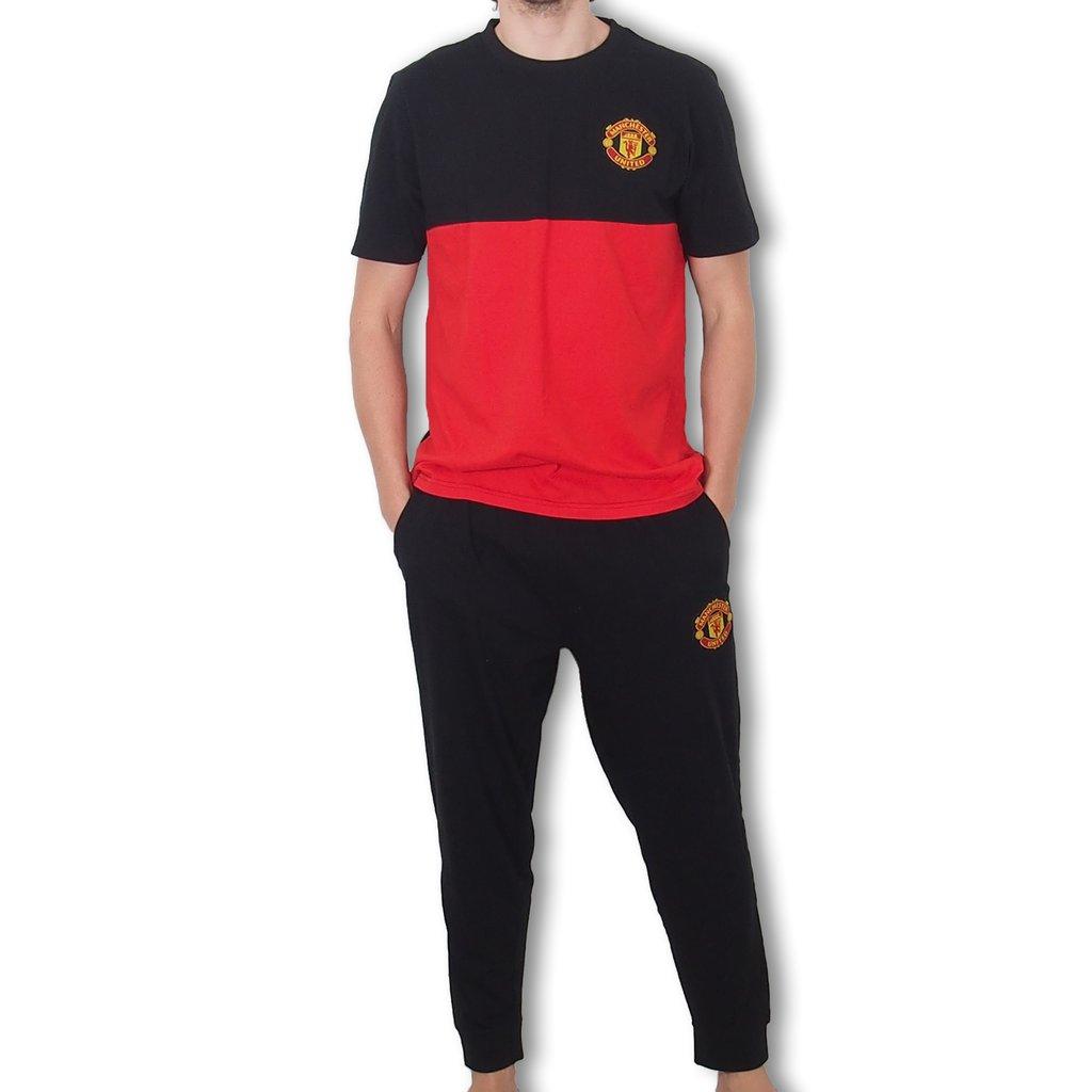 Pánske pyžamo Manchester United FC Long