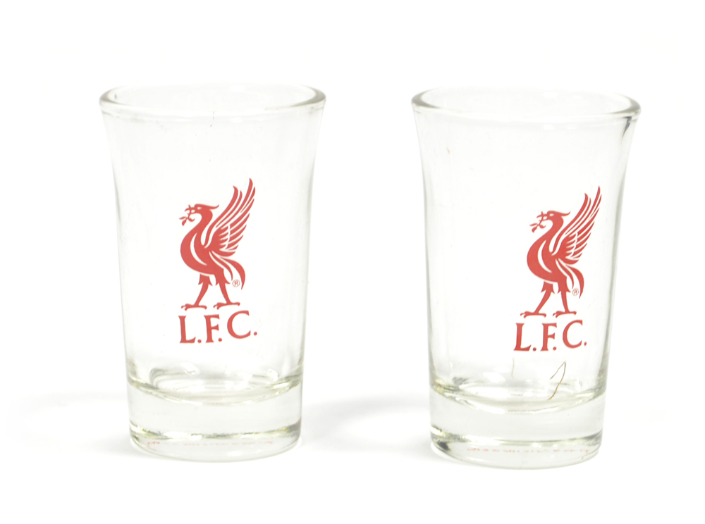 Panák Liverpool FC 2ks