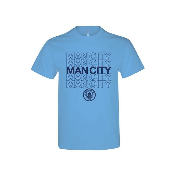 Tričko Manchester City FC Logo
