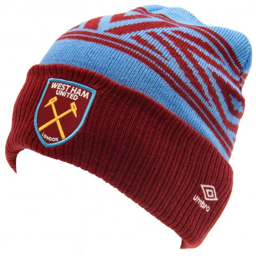 Čiapka West Ham United FC Umbro