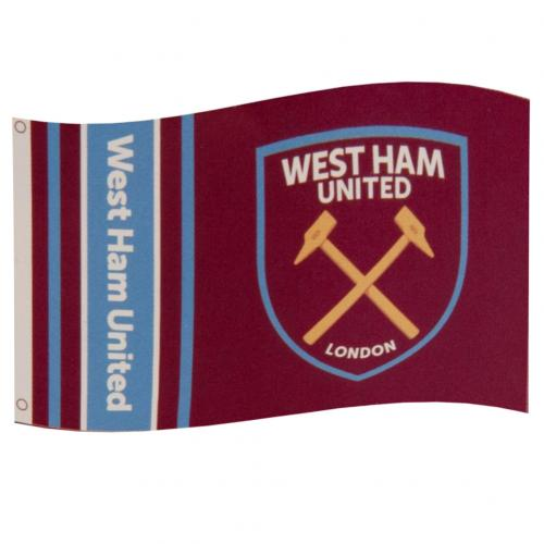 Vlajka West Ham United FC