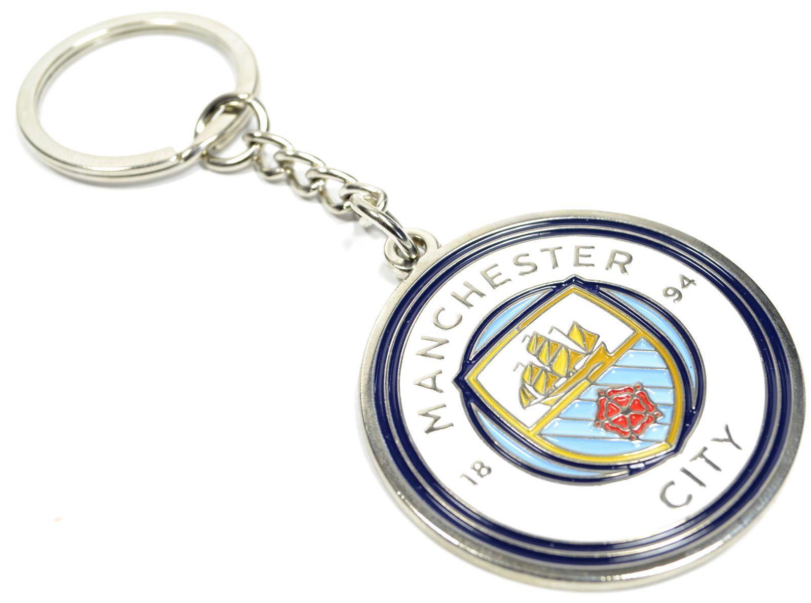 Klíčenka Manchester City FC