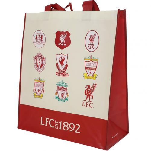 Nákupná taška Liverpool FC