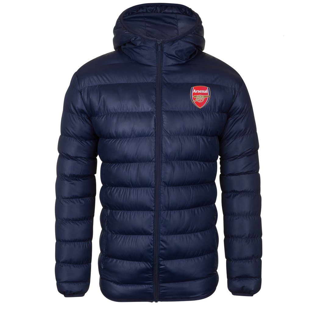 Zimná bunda Arsenal FC Quilted