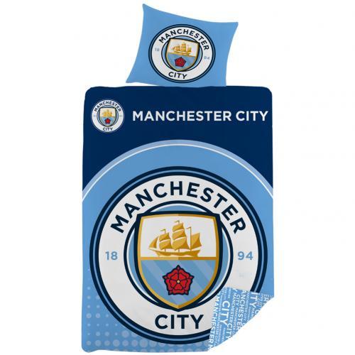 Fotbalové povlečení Manchester City FC