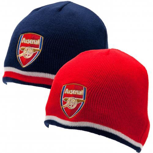 Čiapka Arsenal FC Reversible