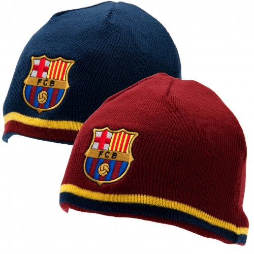 Čiapka Barcelona FC Reversible