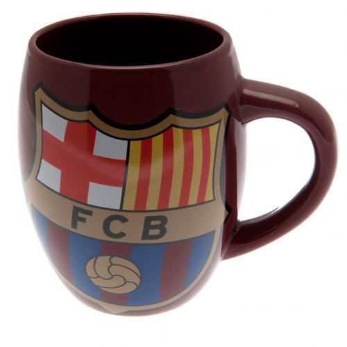 Hrnek Barcelona FC Tub
