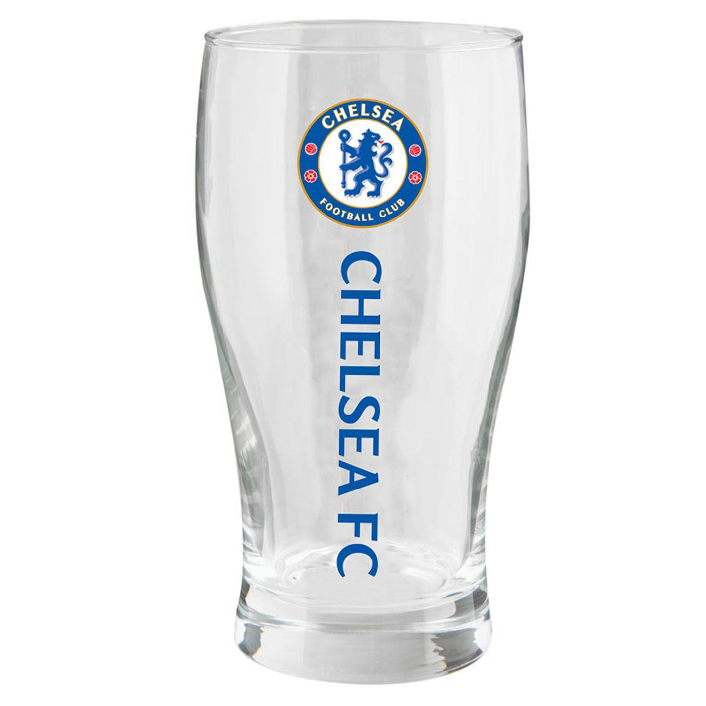 Sklenice Chelsea FC