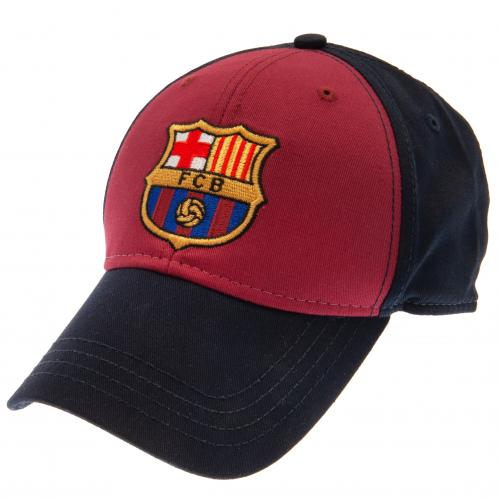 Kšiltovka FC Barcelona CN