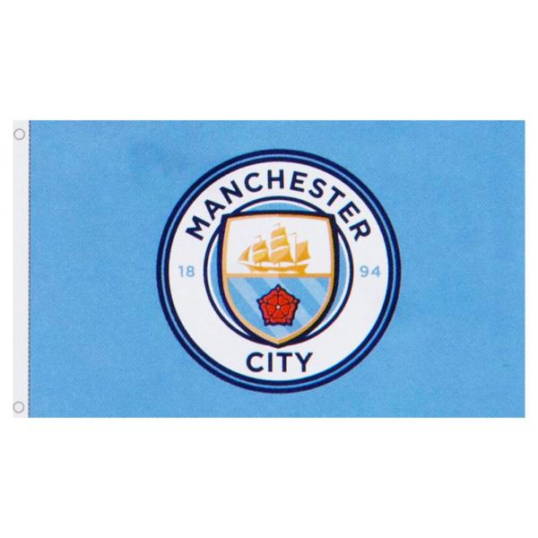 Vlajka Manchester City FC