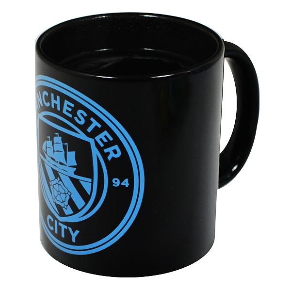 Hrnček Manchester City FC Meniace farbu