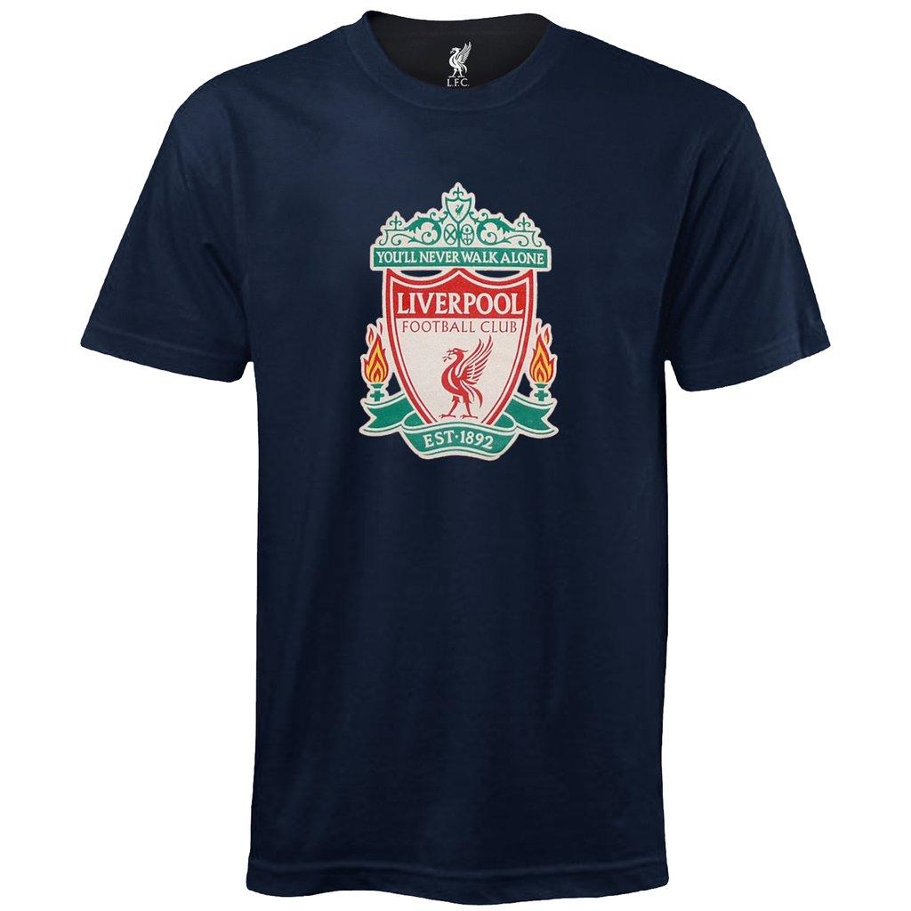 Tričko Liverpool FC Crest