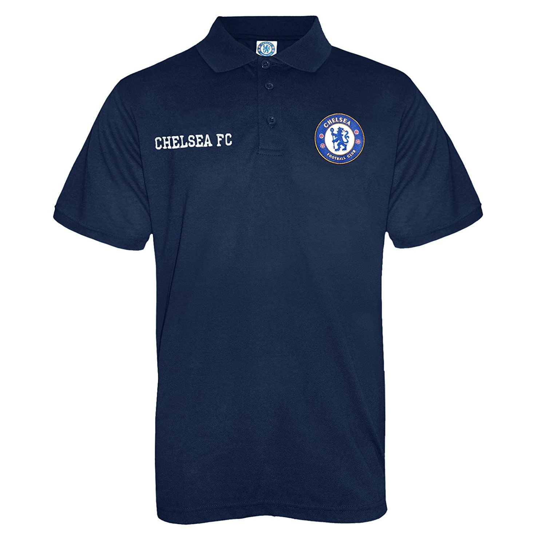 Polo tričko Chelsea FC Crest