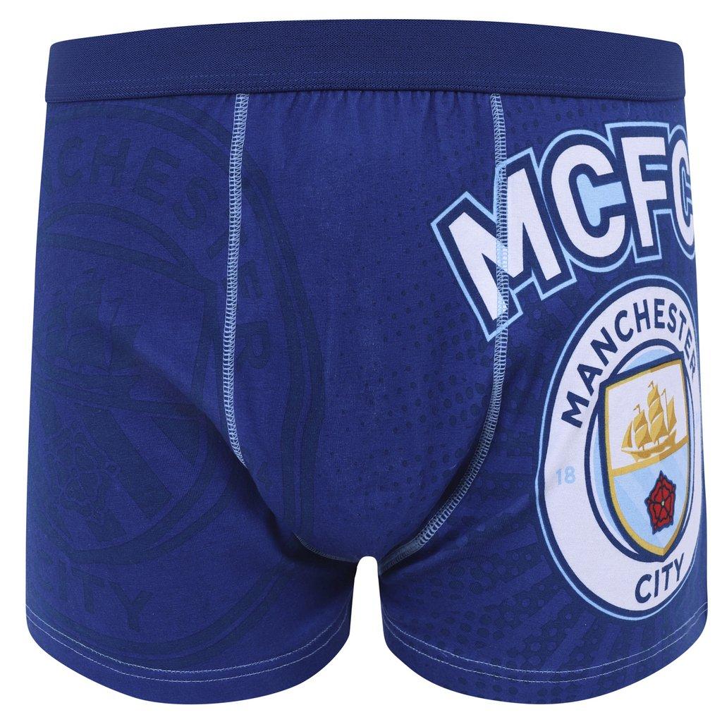 Pánske boxerky Manchester City FC