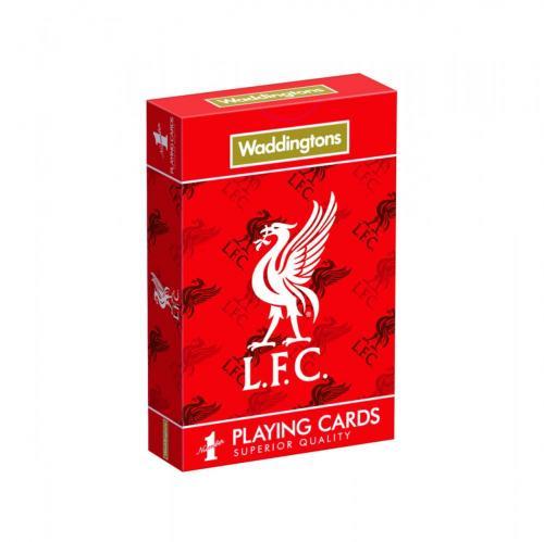Žolíkové karty Liverpool FC