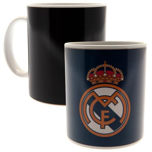 Hrnček Real Madrid CF Meniace farbu