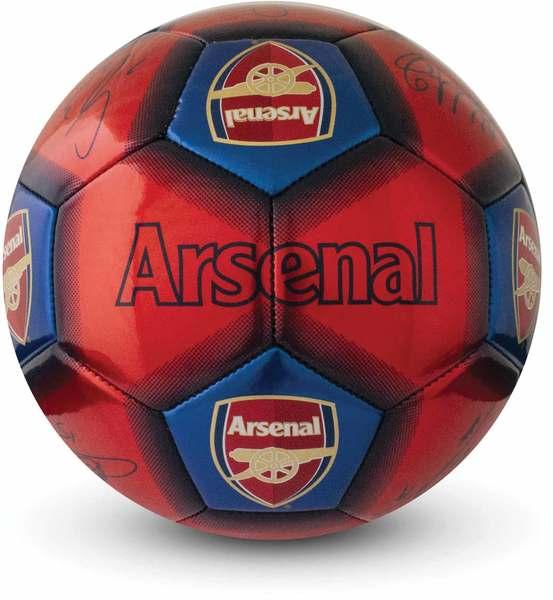 Fotbalový míč Arsenal FC Signature